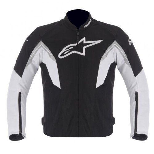 Alpinestars Viper Air Textile Jacket  Gender MensUnisex Primary Color Black Size Lg Distinct Name BlackWhite Apparel Material Textile 3302713-12-L
