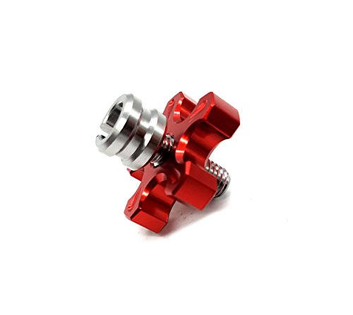 Decal Story Motorcycle Adjuster Clutch Cable Brake Red Screw Motorbike M8 Bolt for Suzuki GSXR GIXXER 600 750 1000 1300
