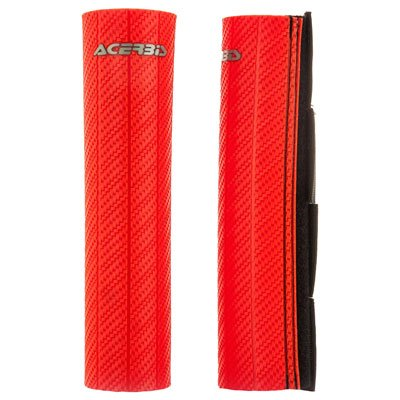 Acerbis Upper Fork Guards Red for Gas Gas XC 250 2011-2013