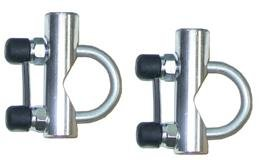 Pack Rack Replacement Lower Mount with U-Bolt for ATV Rack EB2