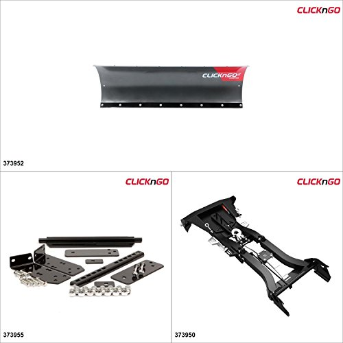 ClickNGo GEN 2 ATV Plow kit - 54 Can-Am Outlander 400 2007-14