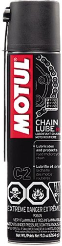 Motul Motorcycle On Road Chain Lube C2 400ml 93 Ounce Can