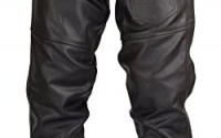 Men-Women-Studded-Motorcycle-Biker-Cowhide-Leather-Chaps-Pants-Black-M3.jpg